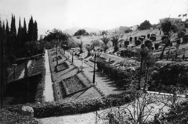 shoghi-effendi-monument-gardens